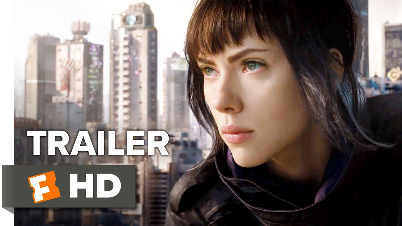 Ghost In A Shell (Trailer Soundtrack)